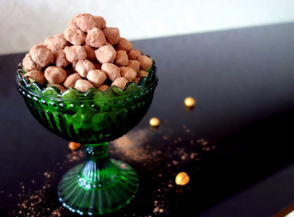 Metspähkel šokolaadis